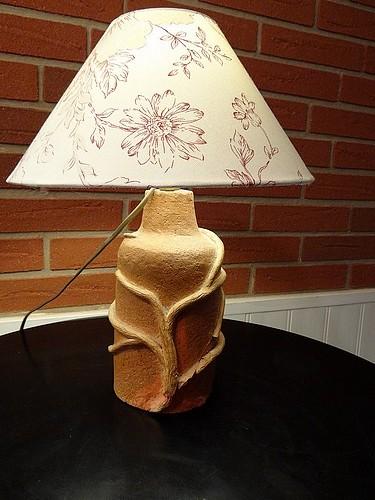 """Lampe """"Arbre de vie"""" 1989"""